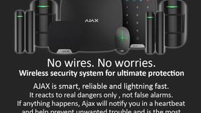 Wireless Alarm System £395 Fully Installed