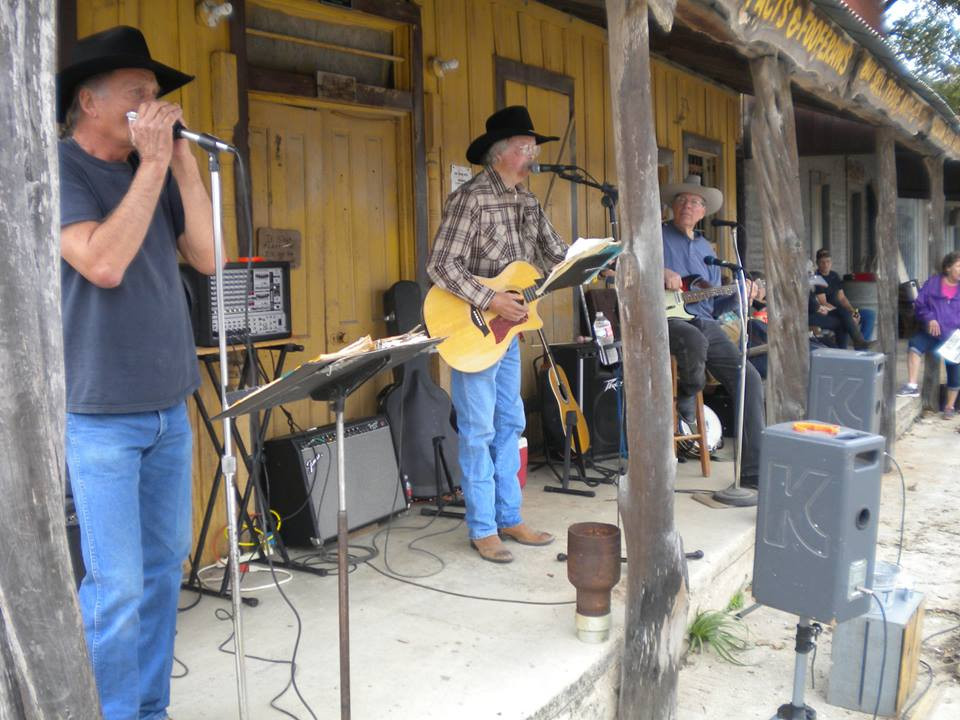 The Brushy Creek Boys provided the music