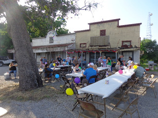 Kingsbury Birth Day Celebration Cookout
