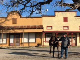 Mesquite Trail Riders Trot Through Kingsbury