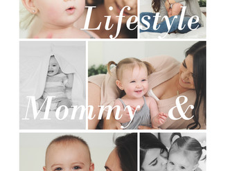 Lifestyle Mommy & Me Sessions NOW BOOKING!