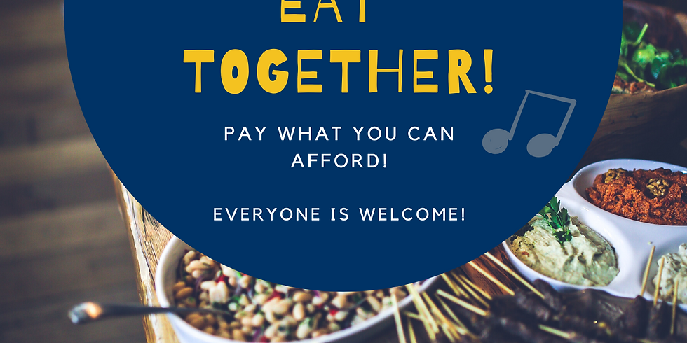 Eat Together! Working with Brixton Pound Cafe