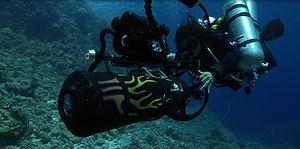 Curso de Mergulho Técnico