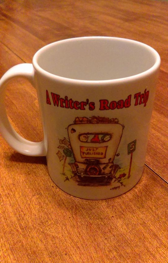 Writers RoadTrip2017Cup