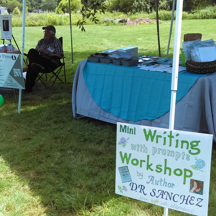 West PA Author's Festival