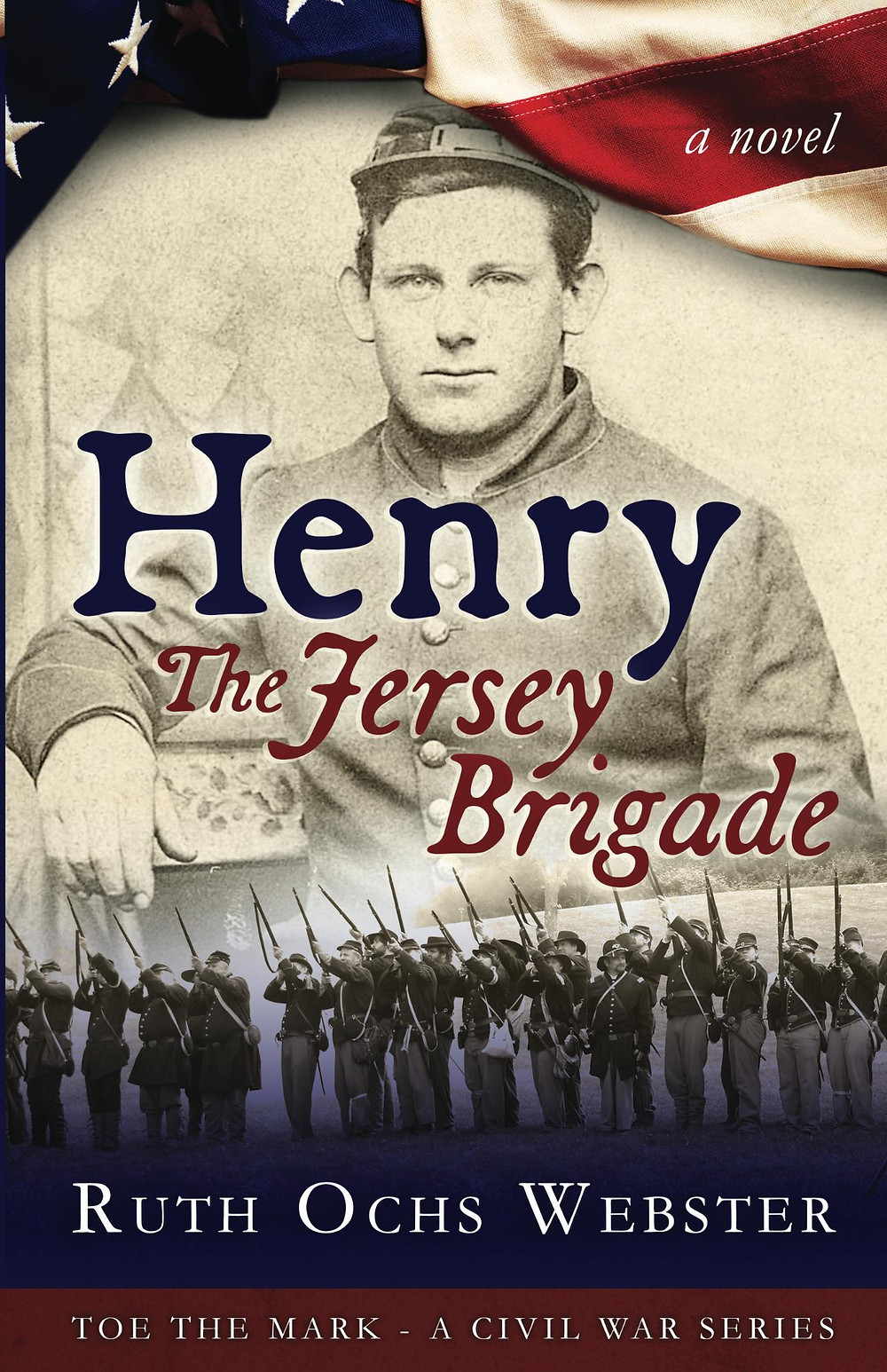 Cover: Henry: The Jersey Brigade
