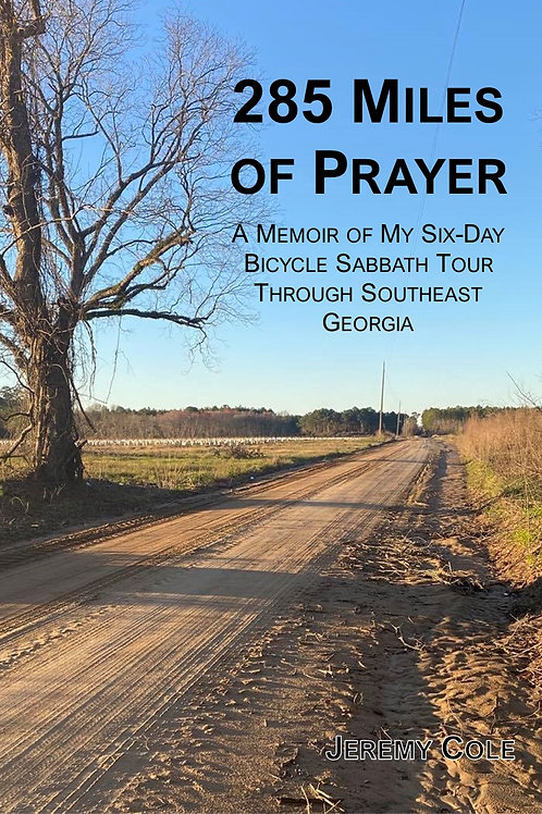285 Miles of Prayer