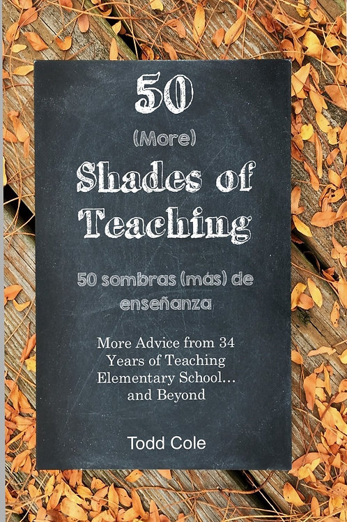 50 (More) Shades of Teaching