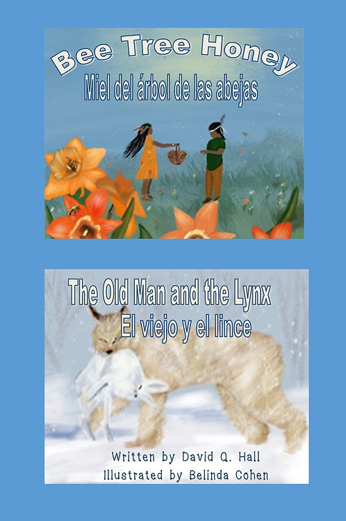 Bee Tree Honey & The Old Man and the Lynx