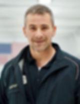 Jim Morris Ice Rink Skate Sharpening Expert