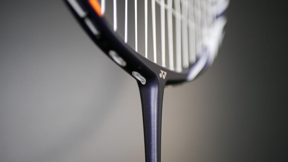Yonex Astrox 100ZZ badminton racket yonex logo