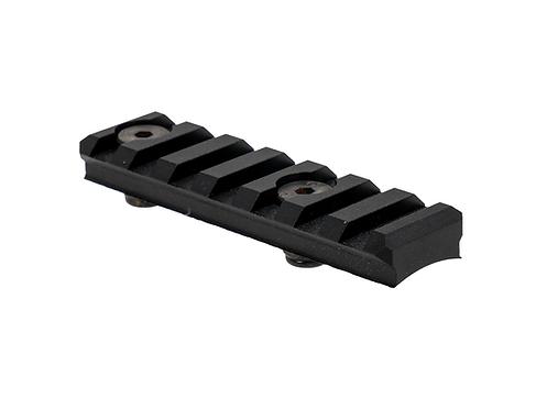 NA-HG-RC, Picatinny rail for Carbon handguard, 7.5 cm