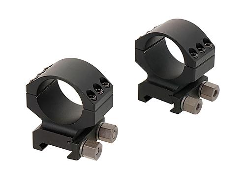 NA-SM-SR30L, Scope rings, 30 mm, low, 2 pcs