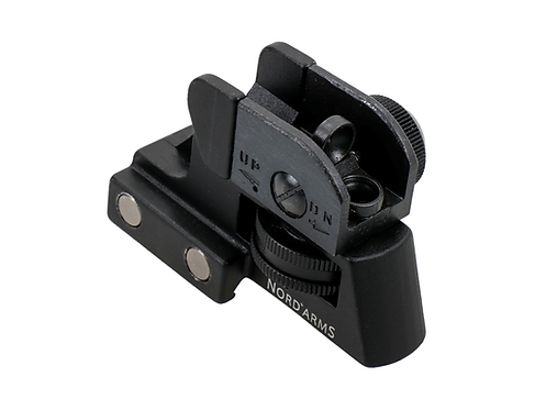 NA-IS-RS, Rear sight