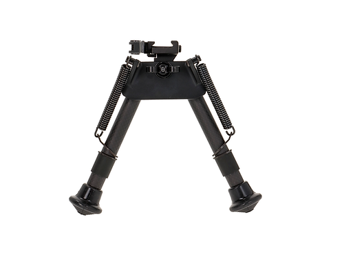 """NA-BIP-SQE, Small bipod, 17-24cm / 6.7-9.4"""", extended lever, carbon"""