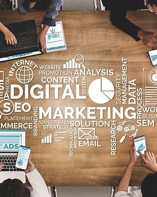 Digital Marketing Technology Solution fo