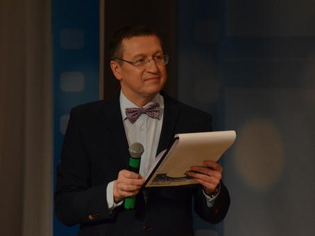 Исполнительный директор «Северного Характера» Юрий Ерофеев удостоен почетной грамоты президента РФ