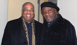 Charles Barron with Ademola