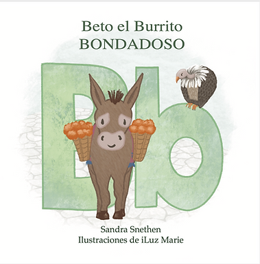 Beto el Burrito Bondadoso