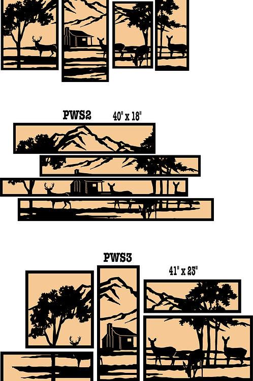 Panel Wall Scenes