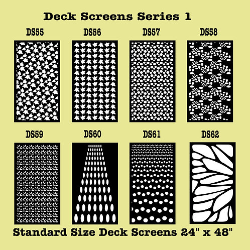 Patio Screens Series 1 Part 4