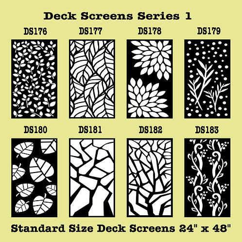 Designer Screens Series 1 Part 9