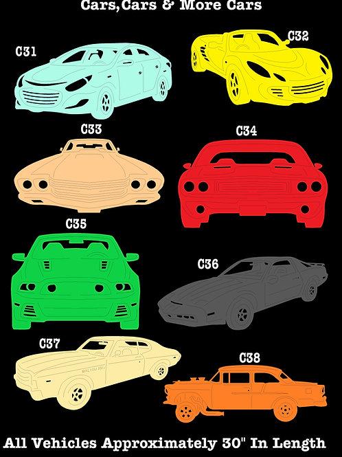 Trucks & Cars