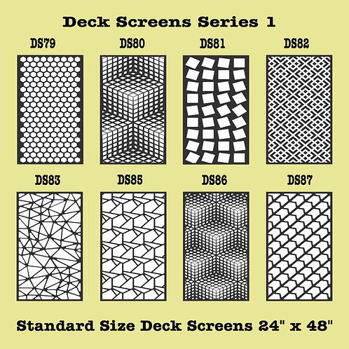 Screens For Indoor & Outdoor Series 1 Part 5