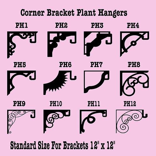 Plant Hangers, Metal Hangers, Decorative Hangers