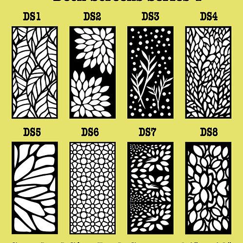 Metal Screen Styles 1 - 119