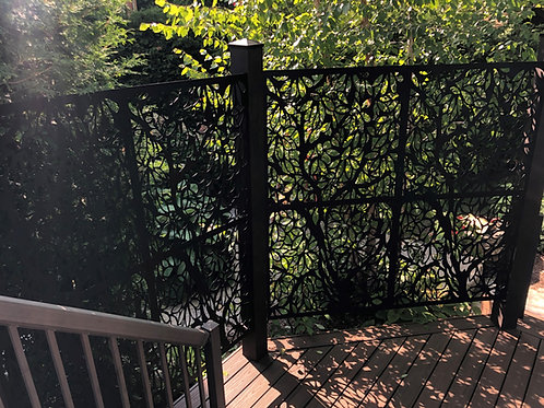 Metal Screen Completed Projects