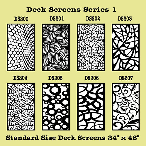 Porch Screens Series 1 Part 10