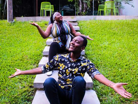 Yi-Baï & Hermann: Talent VS the Artistic Platform in Cote d'Ivoire.