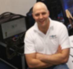Kyle Langley - Founder of Pop Up Arcade