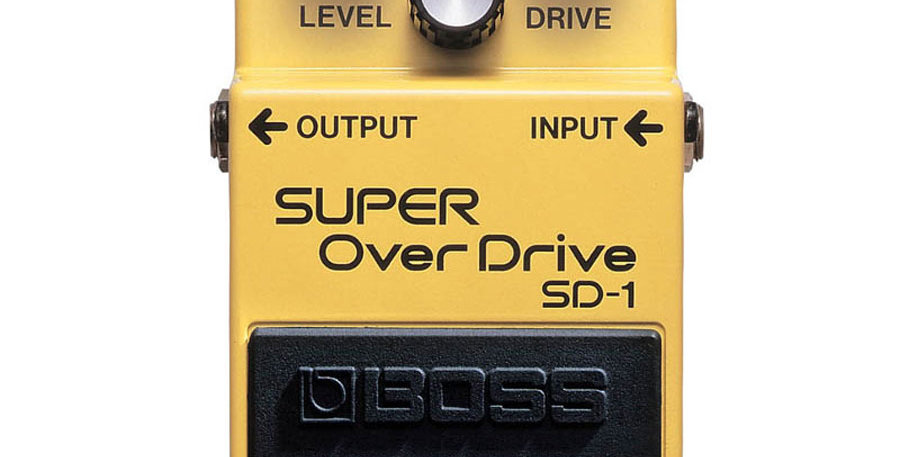 BOSS  SUPER Over Drive DS-2