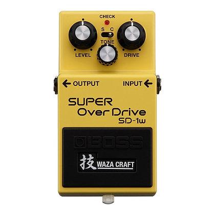 BOSS SUPER Over Drive SD-1W