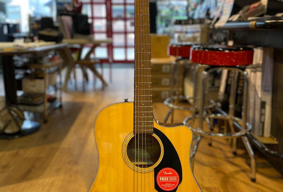 Fender CD-60sce Dreadnought   Nat