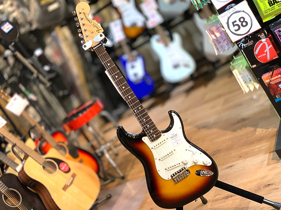 Fender Made in Japan Traditional Late 60s Stratocaster