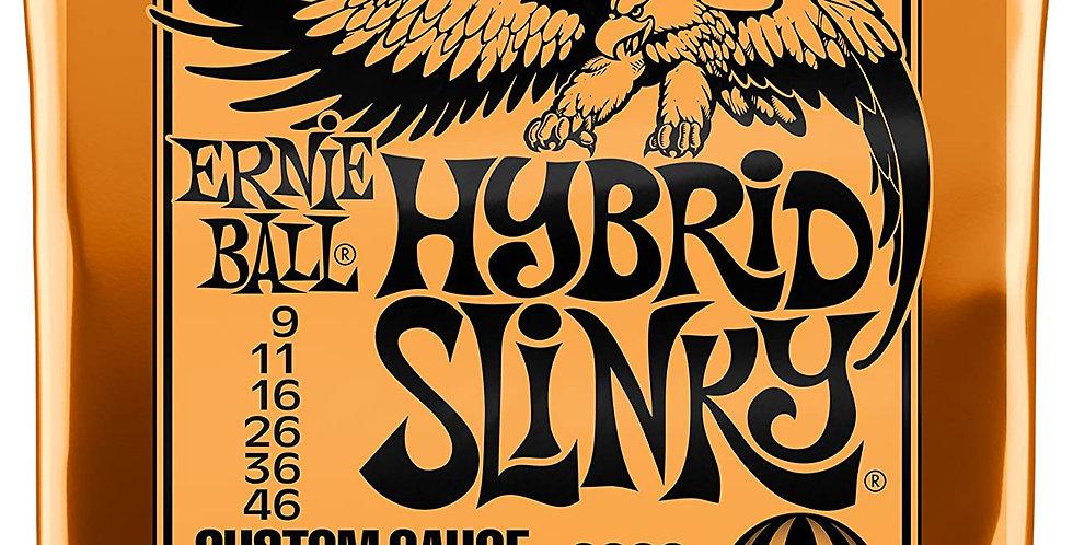 ERNIE BALL HYBRID SLINKY 2222 09-46