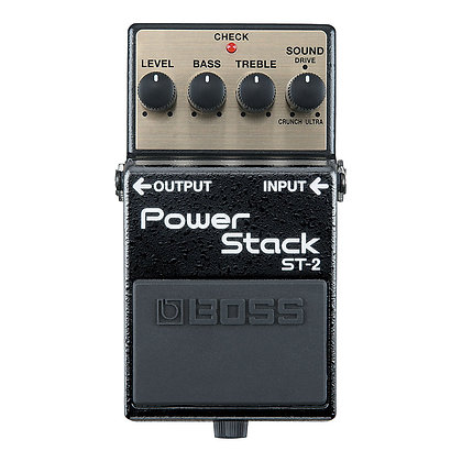 BOSS Power Stack ST-2