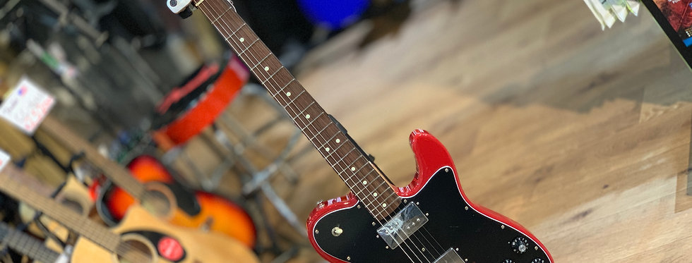 Fender Made in Japan Limited 70s Telecaster Deluxe W/TREM RW DKR JP-20