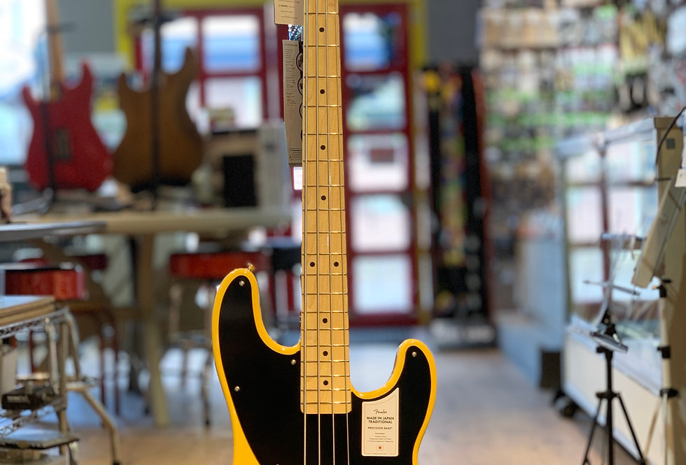 Fender Traditional Original 50s Precision Bass