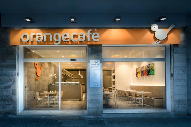 ORANGE CAFE