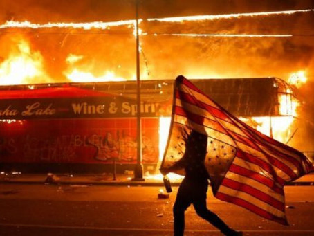 Militia Leader Speaks Out About Riots Throughout The US