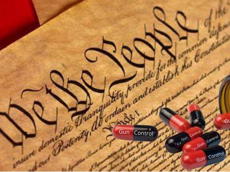Gun Control & The Diet Pill Analogy, by yours truly... Mom-At-Arms