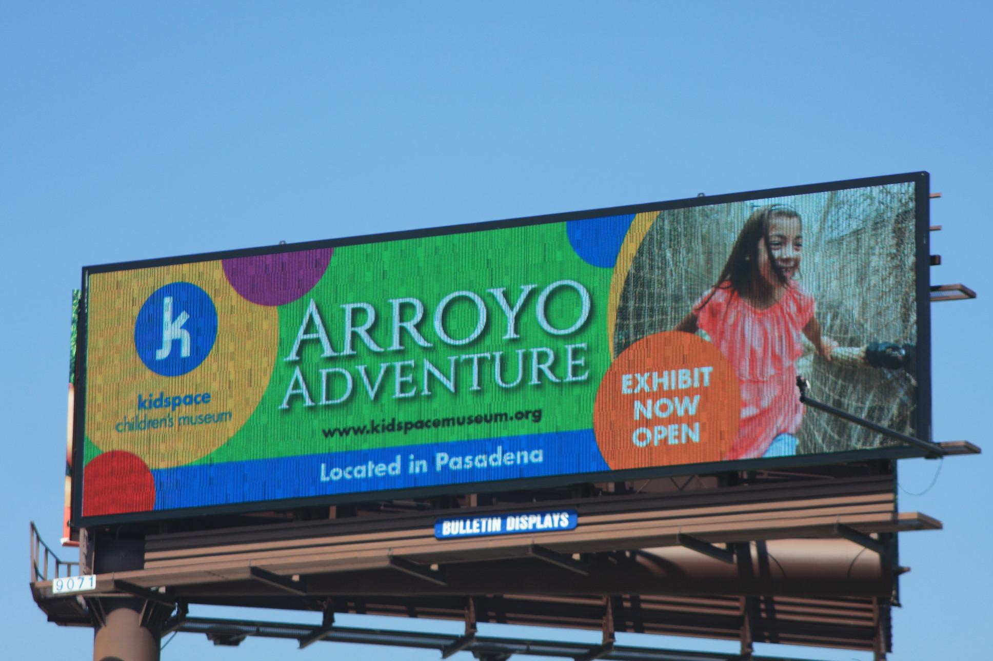 9071 Kidspace Children's Museum 'Arroyo Adventure' POP Camera 7.28.16