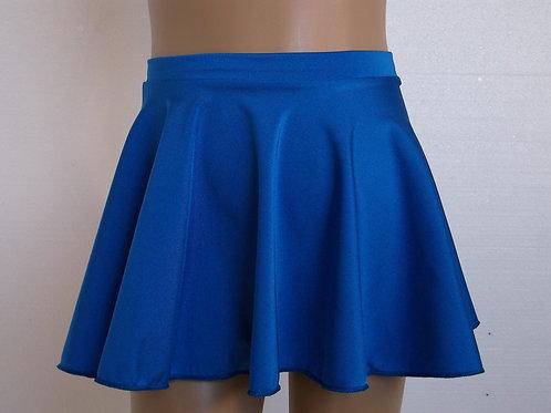 Girls Royal Blue Skirt (Beginners Uniform)