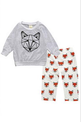 Fox Two Piece Set