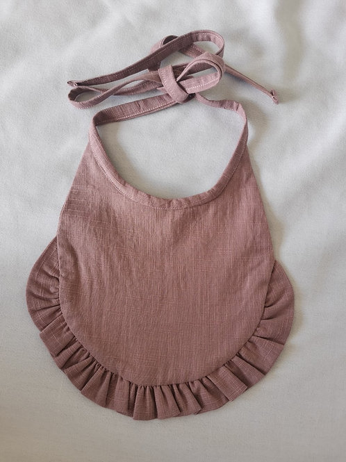 100% cotton Bib