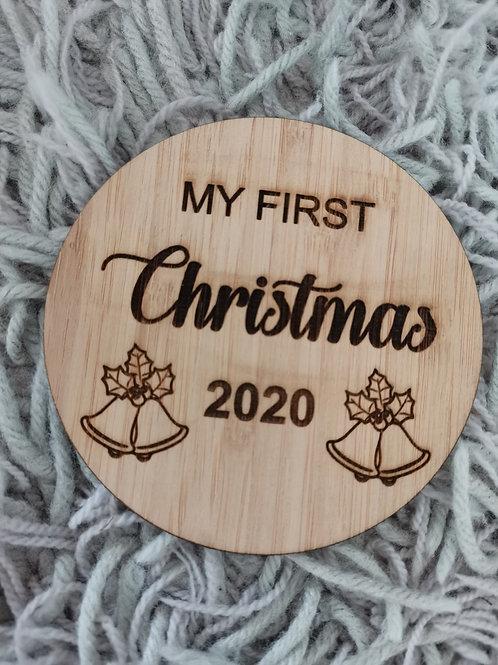Christmas Plaque 2020